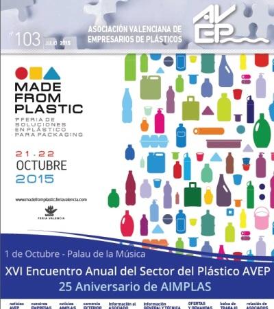 Revista AVEP 2º Trimestre 2015