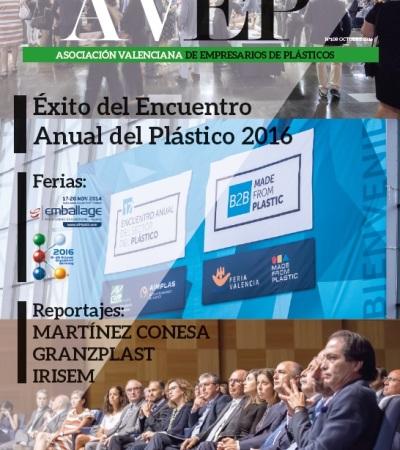 Revista AVEP 3er Trimestre 2016