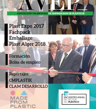 Revista AVEP 1er Trimestre 2017