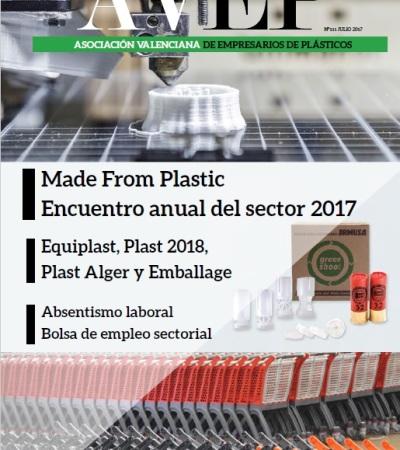 Revista AVEP 2do Trimestre 2017