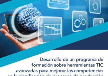 Formación gratuita en planificación de la producción: Proyecto ICTPlast