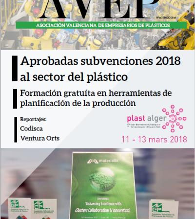 Revista AVEP 4º Trimestre 2017