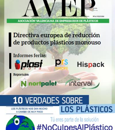Revista AVEP 2o Trimestre 2018