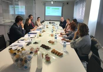 AVEP participa en un desayuno informativo sobre plásticos y Economía Circular