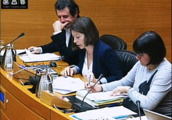 AVEP comparece en la Comisión de Medio Ambiente de las Cortes en relación a la Proposición de ley para la Prevención de residuos y el fomento de la Economía Circular