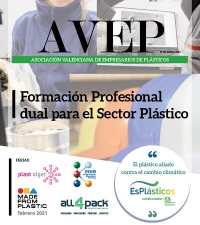 Revista AVEP 121 – 4ª trimestre 2019