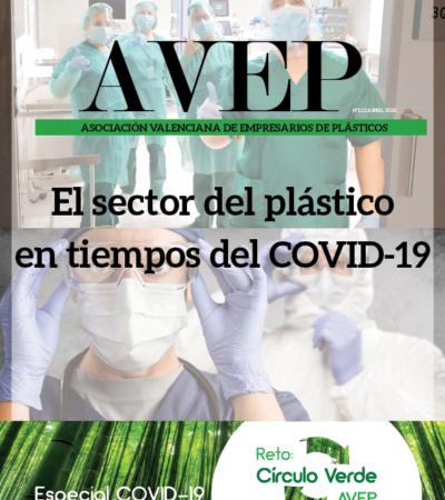 Revista AVEP nº122 – ABRIL 2020