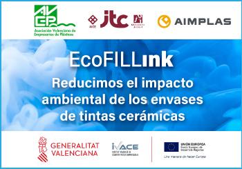 Proyecto ECOFILLINK: AIMPLAS e ITC trabajan para reducir el impacto ambiental de los envases de tintas cerámicas
